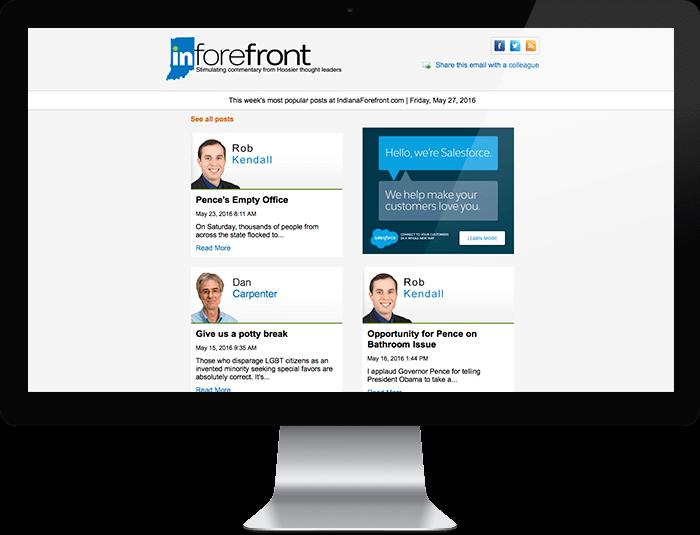 INForefront e-Newsletter