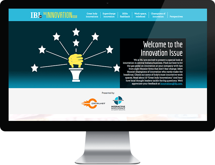 IBJ - The Innovation Issue